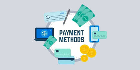 Picture for category Payment methods
